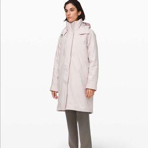 NWT Lululemon Roam Far 3 in 1 jacket